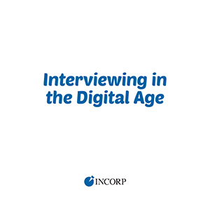 interviewing digital age