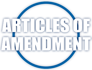 Article of Amendment