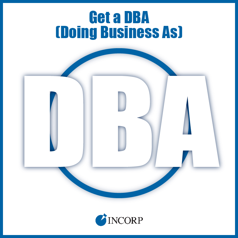 DBA Doing Business As
