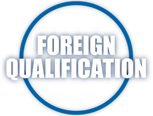 Foreign Qualification