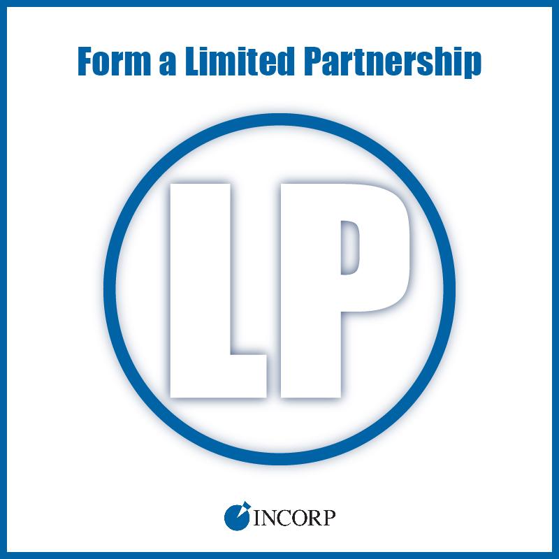 Form a Limited Partnership