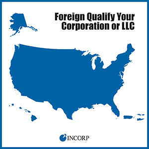 Foreign qualify your businesses usa