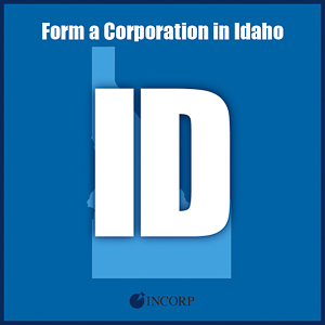Order Idaho Incorporation Services