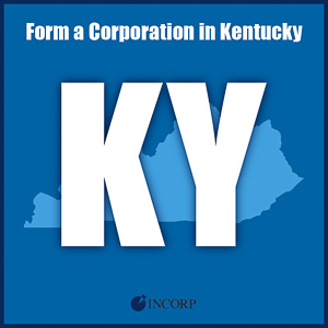 Order Kentucky Incorporation Services