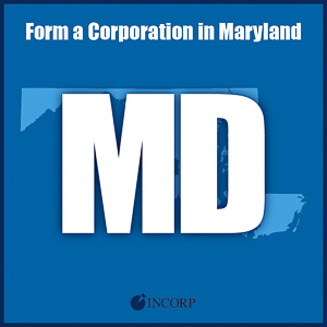 Order Maryland Incorporation Services