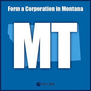 Order Montana Incorporation Services