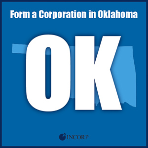 Order Oklahoma Incorporation Services