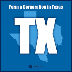 Order Texas Incorporation Services