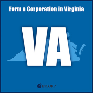 Order Virginia Incorporation Services