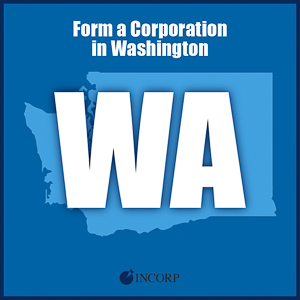 Order Washington Incorporation Services