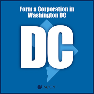 Order District of Columbia Incorporation Services