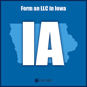 Order Iowa LLC Formation Services