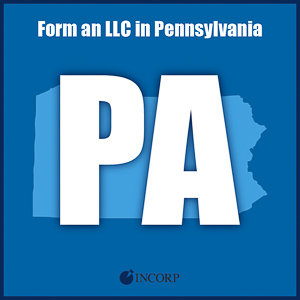 Order Pennsylvania LLC Formation Services