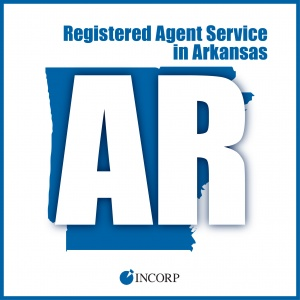registered agent arkansas