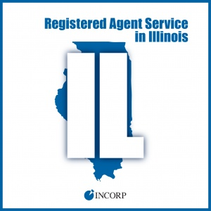 registered agent illinois il