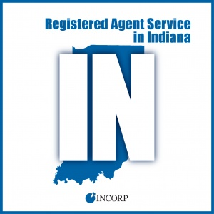 registered agent indiana in