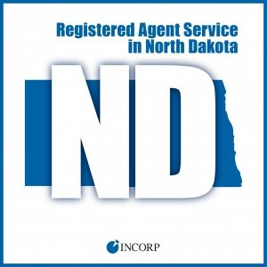 registered agent north dakota nd